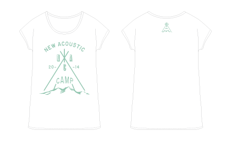 "NAC_OFFICIAL-T<br />""TENT"" Tシャツ ワンピース(ミニ丈)"