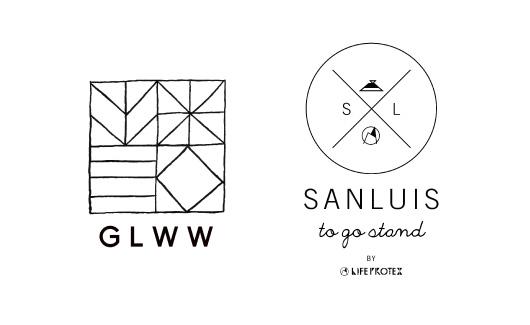 GLWW / LIFEPROTEX<br />オリジナルグッズ&ワークショップ